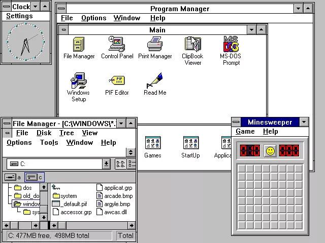   Softwaregeek