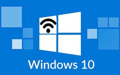 Maak verbinding met Wifi in Windows 10