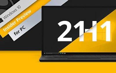 21H1Windows 10 wordt Update mei 2021