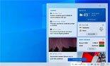 Opt-in Nieuwsfeed op taakbalk Windows 10