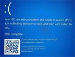 Los zo een Blauw scherm in Windows 10 op