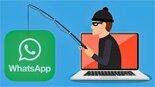 WhatsApp phishing voorkomen