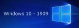 Windows 10 KB5005103 voor 1909 uitgebracht